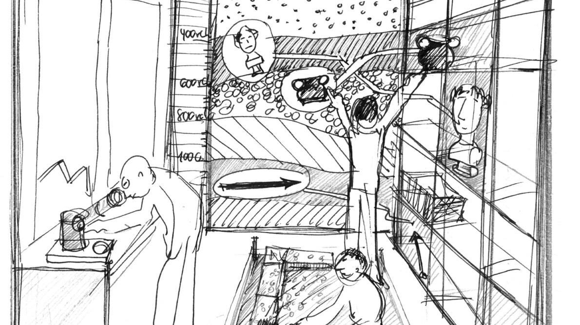 Gitti Scherer_Zeichnung