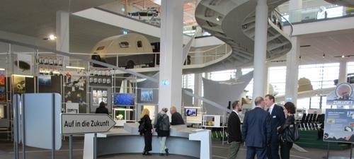 """Erwin Hymer Museum Konzept & Gestaltung des neuen Themenbereichs """"Zukunft"""""""