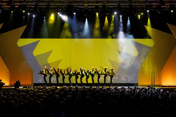 Eröffnung der Neuen Messe in Stuttgart / Galaveranstaltung / Milla + Partner, Stuttgart / 19-10-2007 / Foto: Jörg Eberl